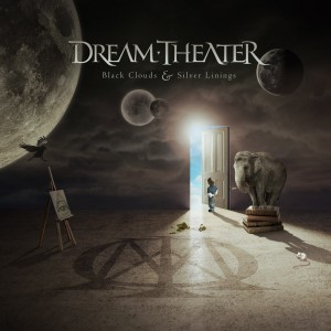 Dream Theater - Black Clouds & Silver Linings - Front