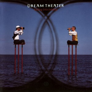 Dream Theater - Falling Into Infinity - Fron