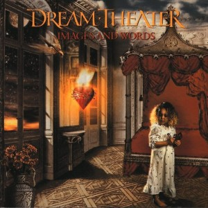 Dream Theater - Images And Words - Front