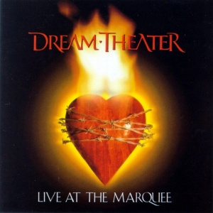 Dream Theater - Live At The Marquee - Front