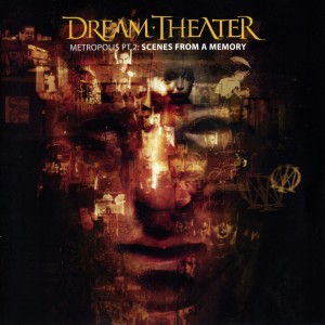 Dream Theater - Metropolis Pt. 2 (Scenes From A Memory) - Front