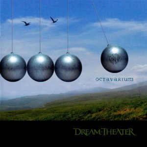 Dream Theater - Octavarium - Front