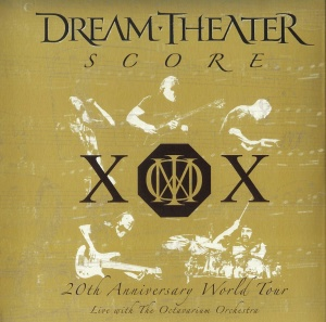 Dream Theater - Score (20th Anniversary World Tour) - Front