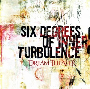 Dream Theater - Six Degrees Of Inner Turbulence - Front