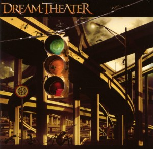 Dream Theater - Systematic Chaos - Front