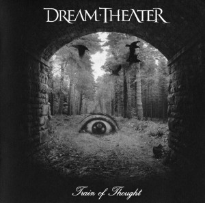 Dream Theater - Train Of Thought - Fron